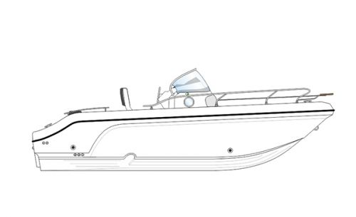 Ranieri Voyager 23 S