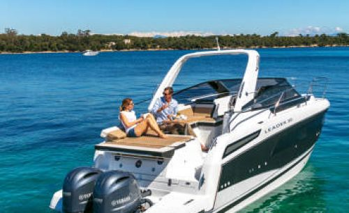 LEADER 30 OUTBOARD