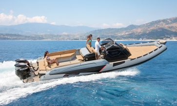 Ranieri Cayman 38.0 Executive Trofeo